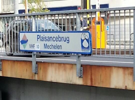 Plaisancebruggen Freya Perdaens