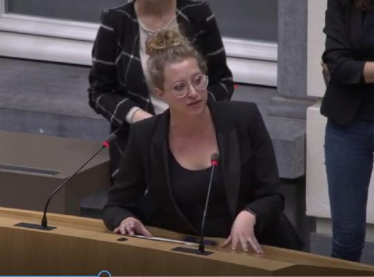 Freya Perdaens suïcidecijfers in Vlaanderen