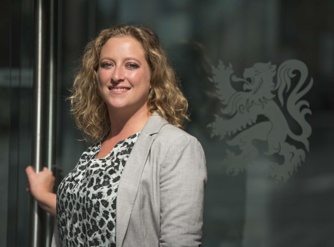 Freya Perdaens, Vlaams Parlement