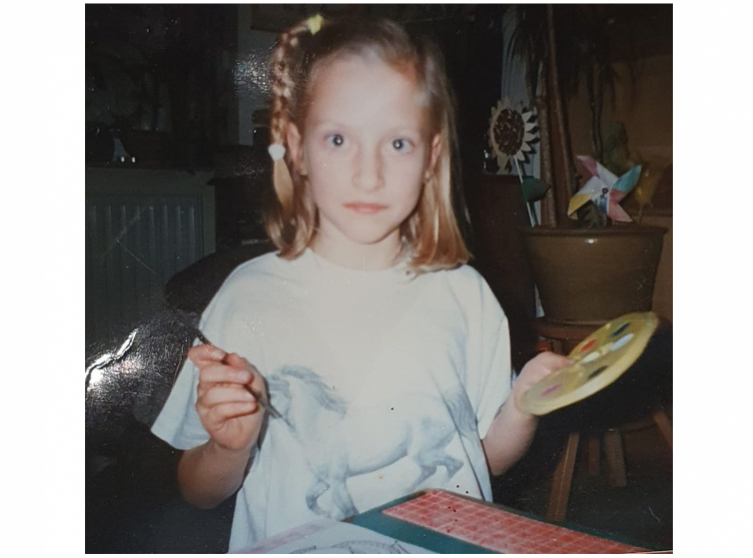 jonge Freya Perdaens